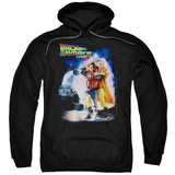 Hoodie: Back To The Future II - Poster T-Shirt
