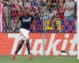 Jul 4, 2014 - MLS: New England Revolution vs Real Salt Lake - Darrius Barnes Photo by Russell Isabella