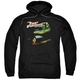 Hoodie: Fast & Furious: Tokyo Drift - Drifting Together Pullover Hoodie