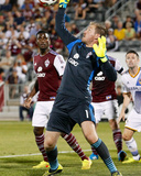 Aug 20, 2014 - MLS: Los Angeles Galaxy vs Colorado Rapids - Clint Irwin Photo by Isaiah J. Downing