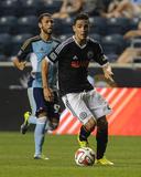 2014 MLS U.S. Open Cup: Jun 17, Harrisburg City Islanders vs Philadelphia Union - Leo Fernandes Photo by John Geliebter