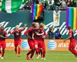 Mar 16, 2014 - MLS: Chicago Fire vs Portland Timbers - Gaston Fernandez Photo by Jaime Valdez