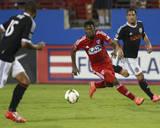 2014 MLS U.S. Open Cup: Aug 12, Philadelphia Union vs FC Dallas - Fabian Castillo Photo by Tim Heitman