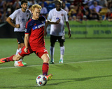 2014 MLS U.S. Open Cup: Jul 9, Chicago Fire vs Atlanta Silverbacks - Jeff Larentowicz Foto af Daniel Shirey