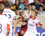 Aug 9, 2014 - MLS: D.C. United vs Real Salt Lake - Luke Mulholland Photo by Chris Nicoll