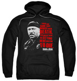 Hoodie: Dawn Of The Dead - Worse Than Death Pullover Hoodie