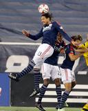 2014 MLS Playoffs: Nov 9, Columbus Crew vs New England Revolution - Jermaine Jones Photo by Stew Milne