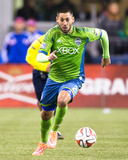 2014 MLS Playoffs: Nov 10, FC Dallas vs Seattle Sounders - Clint Dempsey Photo by Joe Nicholson