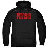 Hoodie: Psycho - Logo Pullover Hoodie