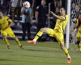 2014 MLS U.S. Open Cup: Jun 17, Columbus Crew vs Indy Eleven - Justin Meram Photo by David Richard