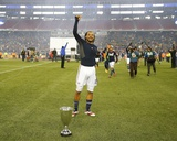 2014 MLS Eastern Conference Championship: Nov 29, Red Bulls vs Revolution - Jermaine Jones Photo by Winslow Townson