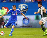 Jul 27, 2014 - MLS: Portland Timbers vs Montreal Impact - Andres Romero, Danny O'Rourke Photo by Jean-Yves Ahern