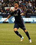Apr 5, 2014 - MLS: Colorado Rapids vs Vancouver Whitecaps - Pedro Morales Photo by Anne-Marie Sorvin