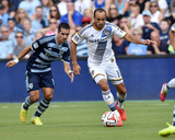 Jul 19, 2014 - MLS: Los Angeles Galaxy vs Sporting KC - Landon Donovan Photo by Peter Aiken