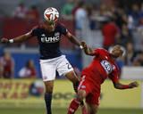 Jul 19, 2014 - MLS: New England Revolution vs FC Dallas Photo by Matthew Emmons
