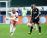 2014 MLS Playoffs: Nov 8, New York Red Bulls vs D.C. United - Thierry Henry Photo by Brad Mills