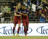 Apr 12, 2014 - MLS: Chicago Fire vs Montreal Impact - Quincy Amarikwa Foto af Eric Bolte