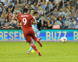 Aug 16, 2014 - MLS: Toronto FC vs Sporting KC - Soony Saad Photo by Denny Medley