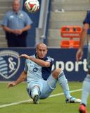 2014 MLS U.S. Open Cup: Jun 24, Portland Timbers vs Sporting KC - Aurelien Collin Photo by Denny Medley