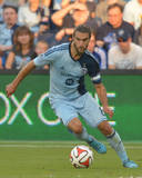 Aug 1, 2014 - MLS: Philadelphia Union vs Sporting KC - Graham Zusi Photo by Denny Medley