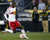 Apr 26, 2014 - MLS: New York Red Bulls vs Columbus Crew - Bradley Wright-Phillips Photo by Rick Osentoski