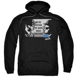 Hoodie: The Blues Brothers - Band Pullover Hoodie