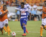 2014 MLS U.S. Open Cup: Jun 24, FC Dallas vs Houston Dynamo - Fabian Castillo Photo by Troy Taormina