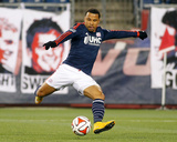 2014 MLS Playoffs: Nov 9, Columbus Crew vs New England Revolution - Charlie Davies Photo by Stew Milne
