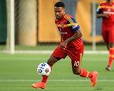 2014 MLS U.S. Open Cup: Jun 14, Real Salt Lake vs Atlanta Silverbacks - Robbie Findley Photo by Daniel Shirey
