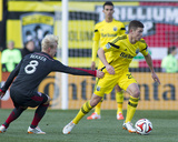 Apr 5, 2014 - MLS: Toronto FC vs Columbus Crew - Wil Trapp Photo by Trevor Ruszkowski
