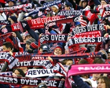 2014 MLS Eastern Conference Championship: Nov 29, NY Red Bulls vs New England Revolution Photo by Winslow Townson