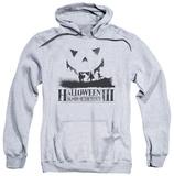 Hoodie: Halloween Iii - Silhouette Pullover Hoodie
