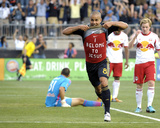 Jul 16, 2014 - MLS: New York Red Bulls vs Philadelphia Union - Fred Da Silva Photo by Eric Hartline