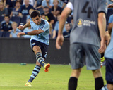 2014 MLS U.S. Open Cup: Jun 18, Minnesota United vs Sporting KC - Soony Saad Photo af John Rieger