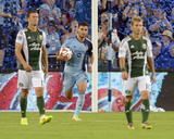 2014 MLS U.S. Open Cup: Jun 24, Portland Timbers vs Sporting KC - Soony Saad Photo af Denny Medley