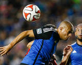 Aug 16, 2014 - MLS: FC Dallas vs San Jose Earthquakes - Jason Hernandez Photo by Kelley L Cox