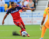 2014 MLS U.S. Open Cup: Jul 9, Chicago Fire vs Atlanta Silverbacks - Quincy Amarikwa Photo by Daniel Shirey