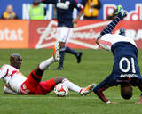 2014 MLS Eastern Conference Championship: Nov 23, New England Revolution vs NY Red Bulls Photo by Noah K. Murray