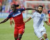 Jun 1, 2014 - MLS: Los Angeles Galaxy vs Chicago Fire - Lovel Palmer Photo by Matt Marton
