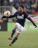 2014 MLS Eastern Conference Championship: Nov 29, Red Bulls vs Revolution - Lee Nguyen Photo af Stew Milne