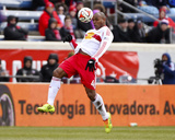 Mar 23, 2014 - MLS: New York Red Bulls vs Chicago Fire - Jamison Olave Photo by Mike Dinovo