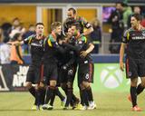 2014 MLS Western Conference Championship: Nov 30, LA Galaxy vs Seattle Sounders - Juninho Photo by Joe Nicholson