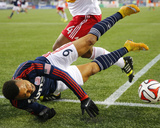2014 MLS Eastern Conference Championship: Nov 29, Red Bulls vs Revolution - Charlie Davies Photo by Winslow Townson
