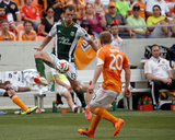 Apr 27, 2014 - MLS: Portland Timbers vs Houston Dynamo - Jack Jewsbury Photo by Andrew Richardson
