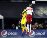 Apr 26, 2014 - MLS: New York Red Bulls vs Columbus Crew - Andre Akpan Photo by Rick Osentoski