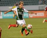 May 28, 2014 - MLS: Portland Timbers vs Chivas USA - Gaston Fernandez Photo by Jayne Kamin-Oncea
