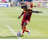 Jul 30, 2014 - MLS: New York Red Bulls vs Real Salt Lake - Joao Plata Photo by Russell Isabella