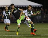 2014 MLS U.S. Open Cup: Jul 9, Portland Timbers vs Seattle Sounders - Brad Evans Photo by Steven Bisig