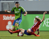 Apr 19, 2014 - MLS: Seattle Sounders vs Chivas USA - Marco Pappa Photo by Jayne Kamin-Oncea