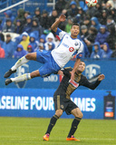 Apr 26, 2014 - MLS: Philadelphia Union vs Montreal Impact - Andrew Wenger, Matteo Ferrari Photo by Jean-Yves Ahern